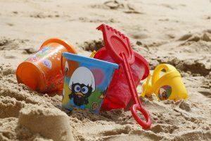vacaciones en la playa con niños