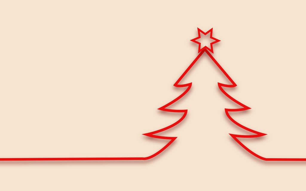 Feliz Navidad y próspero año nuevo!